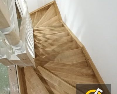 Wooden stairs Swindon
