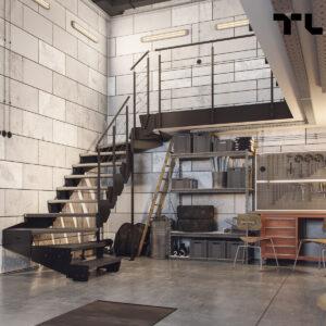 ASTA Staircase Landing