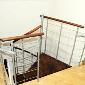 Venice Spiral Staircase Balustrade