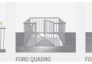 F Clip Spiral Staircase Balustrade